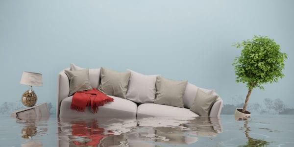 Water Damage - Regency DKI