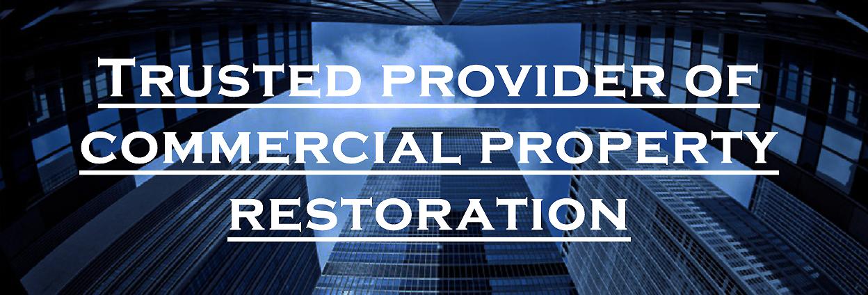 Trusted Provider of Commercial Property Restoration - Regency DKI